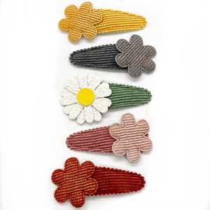 "NEW Floral Snap Set (1.5"")"