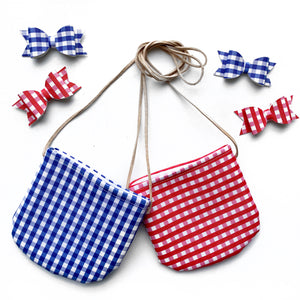 American Picnic Tote AND Snaps