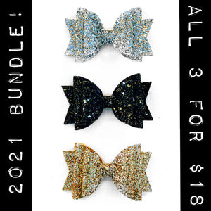 "2021 Glam Bow (4.5"")"