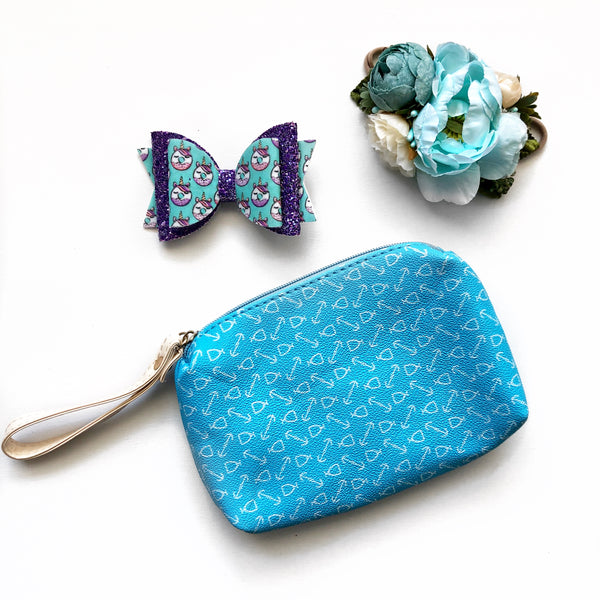 Mini Fashionista Clutch (Matches Mommy and Mini Fashionista