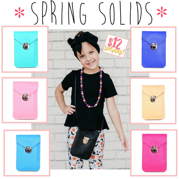 Spring Solids (SHIP DATE: FEB 19)