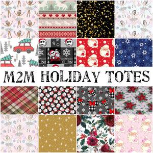 M2M Holiday Tote (Ship By Nov 15)
