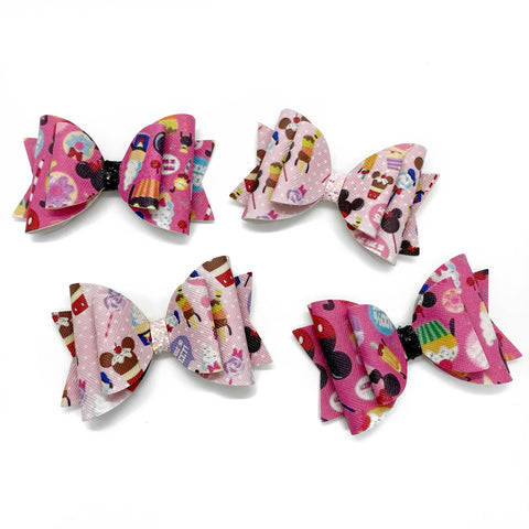 "Magical Treats Petite  Bow (3.5"")"