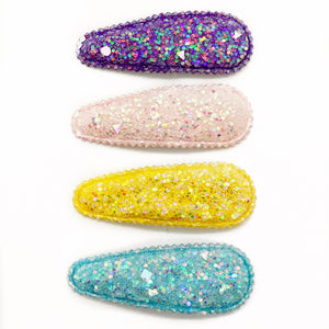 "NEW Spring Sparkle Snap Set (1.5"")"