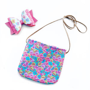 Candy Heart Tote