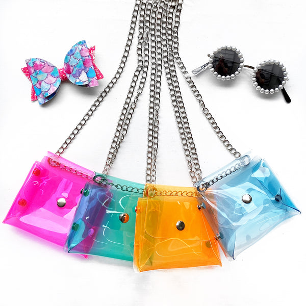 Summer Jelly Tote