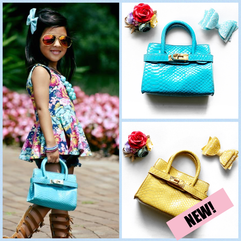 Summer Lux Classic Tote