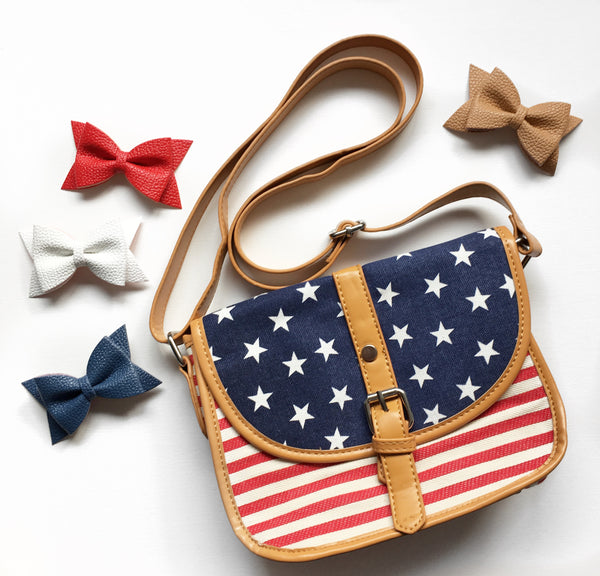 Miss America Tote (SHIP BY: MAY 30)