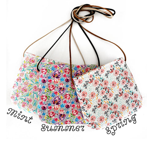 Fresh Floral Totes