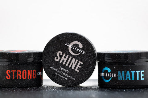 Challenger Styling Products Matte Shine and Strong