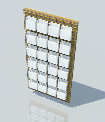 Brochure Kit for Grid Wall System