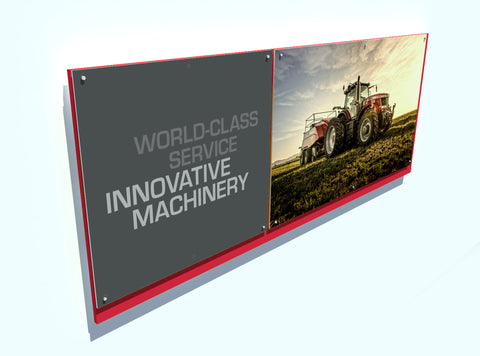 Action Panel - Massey Ferguson