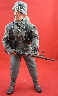 1/6 LIFE Anti Tank SS ACTION FIGURE WORLD WAR II German Dragon BAGGAGE BATTLES