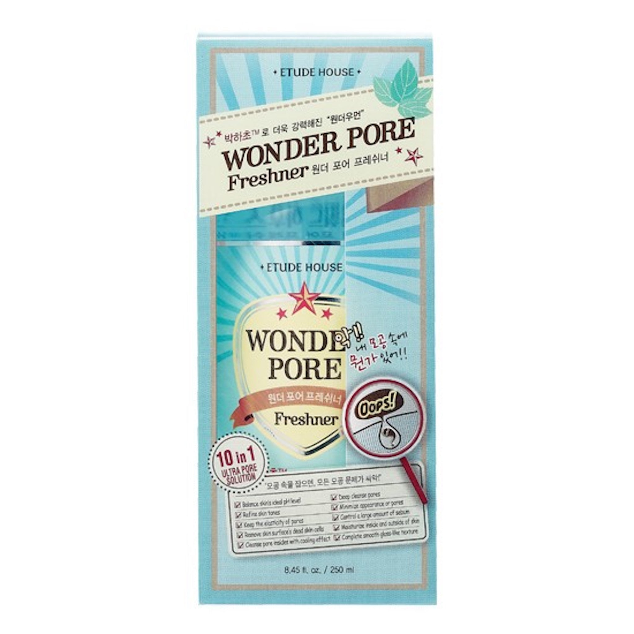 Etude House - Wonder Pore Freshner 250ml/500ml