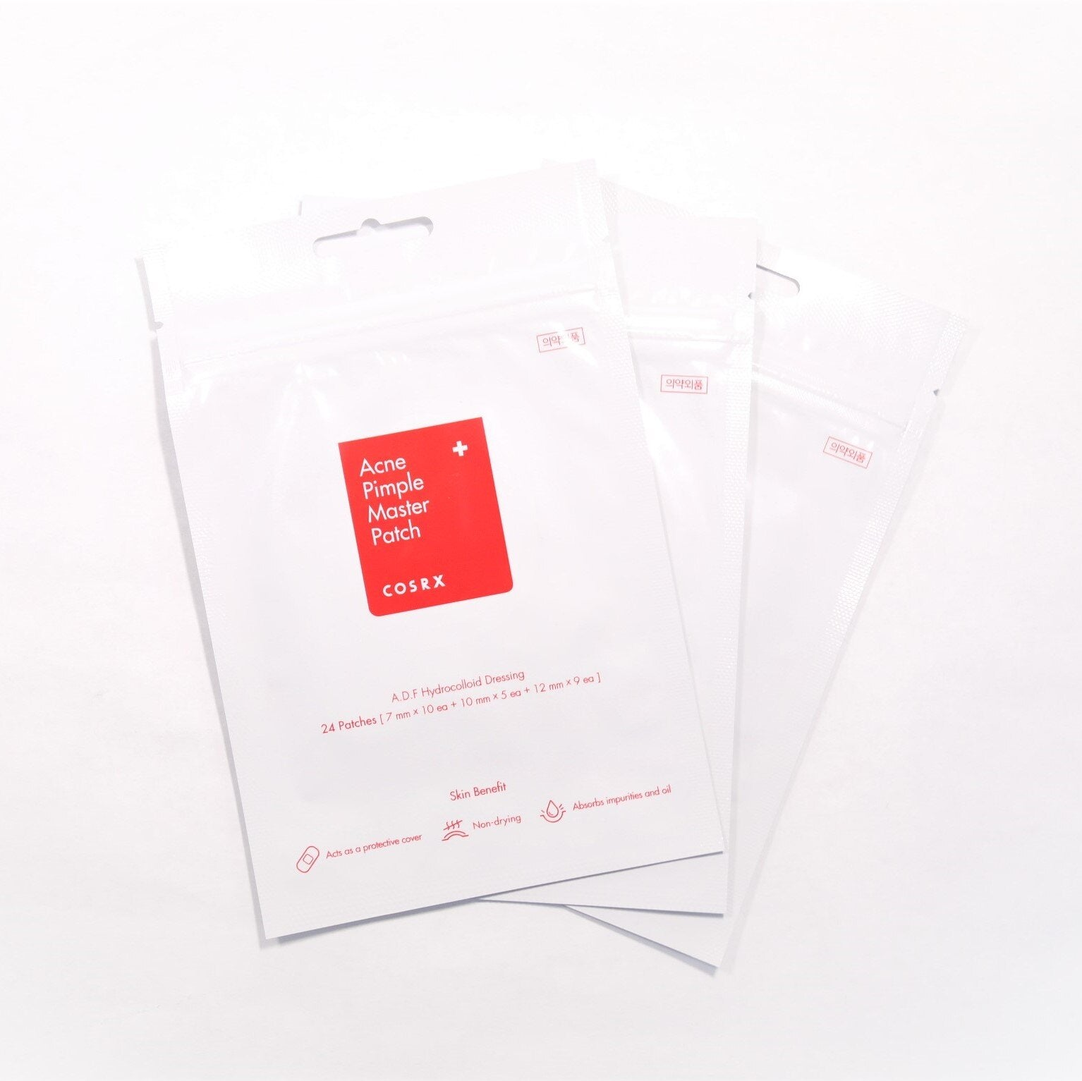 COSRX - Acne Pimple Master Patch 24 Patches (1 sheet)