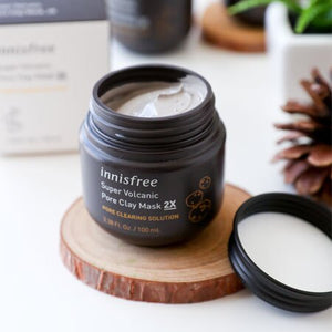 Innisfree - Super Volcanic Pore Clay Mask_2X