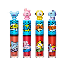 Load image into Gallery viewer, VT x BTS - BT21 Art in Lip Tint 4 Colors