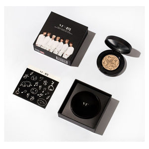 VT x BTS Collagen Pact  BLACK - #21