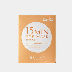 Naisture - 15 MIN Eye Mask Firming (single)