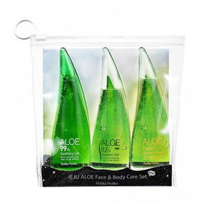 Holika Holika - JEJU Aloe Face & Body Care Set