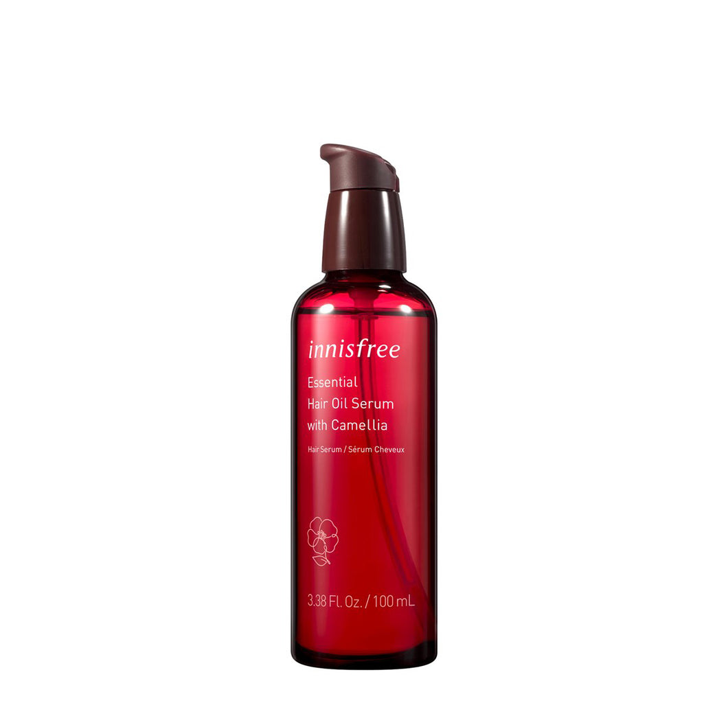 Innisfree - Camellia Essential Hair Oil Serum
