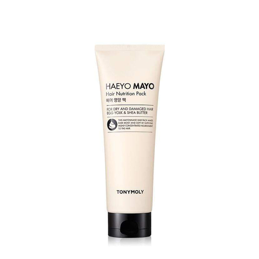 Tonymoly - Haeyo Mayo Hair Nutrition Pack 250ml