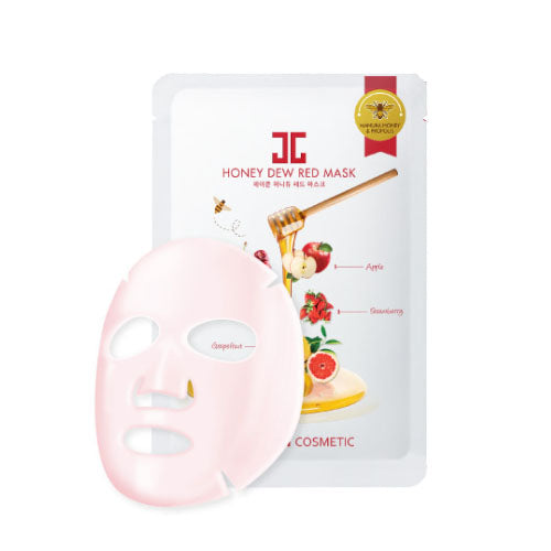 JAYJUN - Honey Dew Red Mask (Buy 7 Get 3 Free - mix & match)