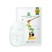 Load image into Gallery viewer, JAYJUN - Honey Dew Green Mask (Buy 7 Get 3 Free - mix & match)
