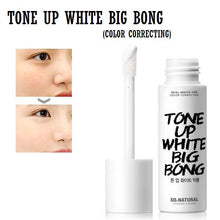 Load image into Gallery viewer, So Natural - powder4room Tone Up White BigBong