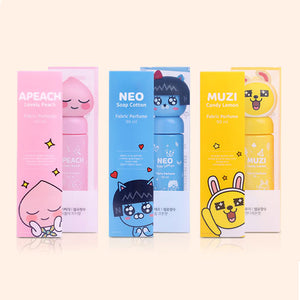 KAKAO FRIENDS Perfume 90ml [Fabric Perfume]