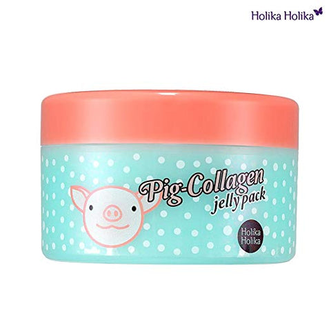 Holika Holika Pig-collagen Jelly Pack 80g Wrinkle, Moisturizer, Care