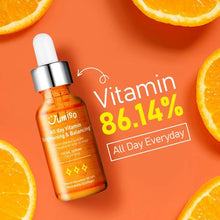 Load image into Gallery viewer, Jumiso - All Day Vitamin Brightening & Balancing Facial Serum