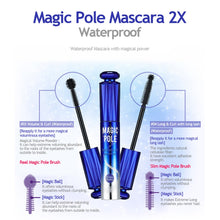 Load image into Gallery viewer, HOLIKA HOLIKA - Magic Pole Mascara 2X (Waterproof)