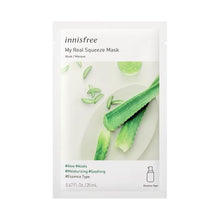Load image into Gallery viewer, Innisfree - My Real Squeeze Mask (single)