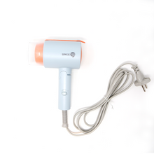 Load image into Gallery viewer, UNIX Takeout Mini Trip Hair Dryer (110v/220v)