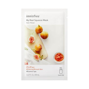 Innisfree - My Real Squeeze Mask (single)