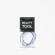 Load image into Gallery viewer, Kostte - Textured Hair Tie (4pcs)