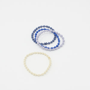 Kostte - Textured Hair Tie (4pcs)