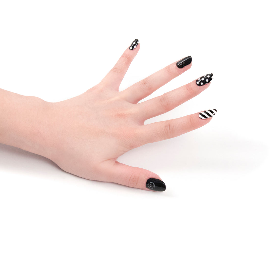 GN01-01 Kosette Gel Nail Stickers(BUY1 GET 1 FREE)