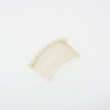 Load image into Gallery viewer, LFCB0046 - Pearl Hair Comb