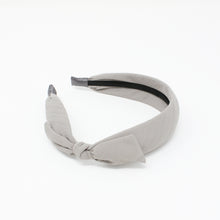 Load image into Gallery viewer, LFHB0544 - Simple Bow Headband