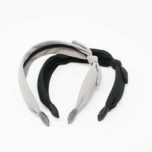 LFHB0544 - Simple Bow Headband