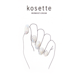 Kosette Gel Nail Sticker Mermaid's Dream