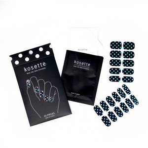 Kosette Gel Nail Sticker Moonlight