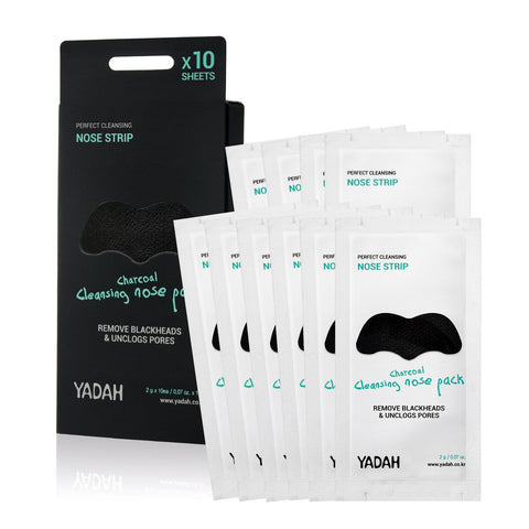 Charcoal Cleansing Nose Pack 2g* 10ea