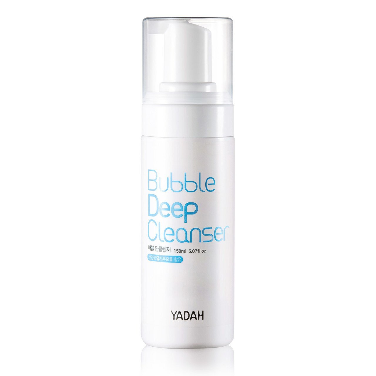 bubble deep cleanser
