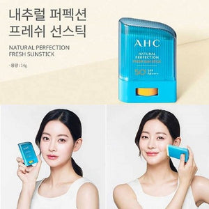 AHC - Natural Perfection Fresh Sun Stick SPF 50 PA+++ 22g