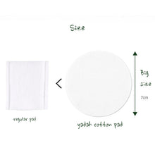 Load image into Gallery viewer, 100% Cotton Round Pads 100pcs