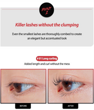 Load image into Gallery viewer, CLIO - Kill Lash Superproof Mascara #1 Long Curling