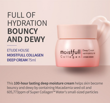 Load image into Gallery viewer, Etude House - Moistfull Collagen Deep Cream (2019 AD)